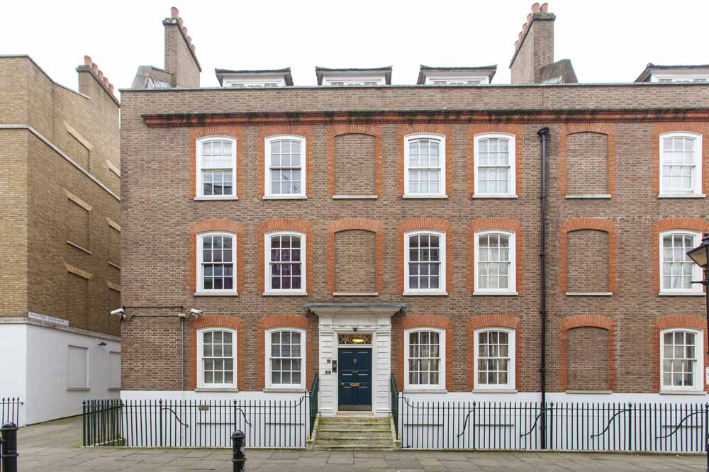 Folgate Street Apartments - Building