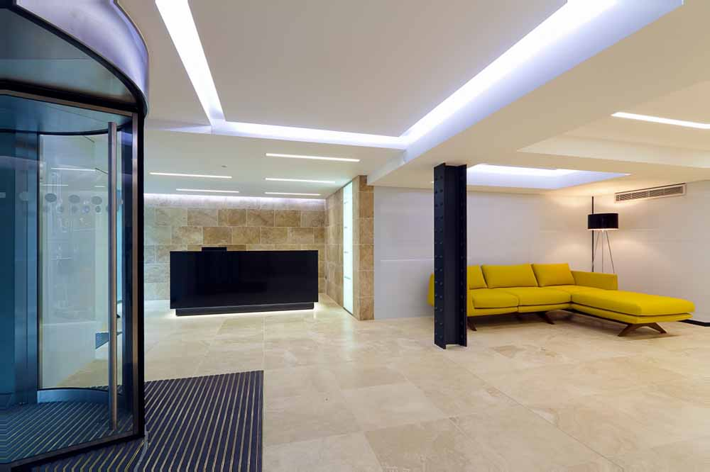 Fetter Lane Apartments - Lobby