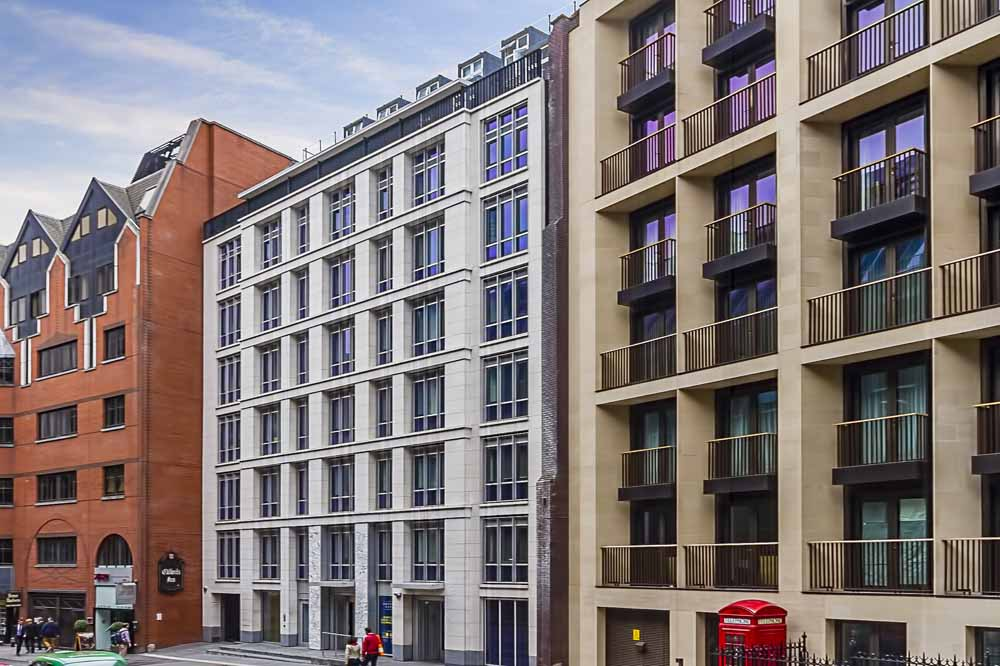Fetter Lane Apartments - Building