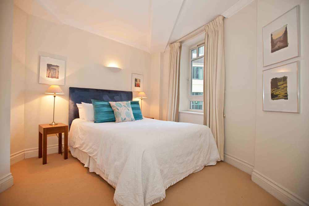 St Johns Apartments - Bedroom