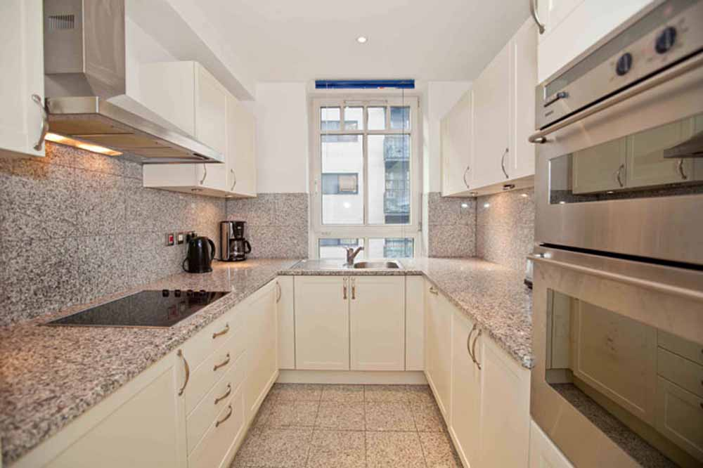 St Johns Apartments - Kitchen