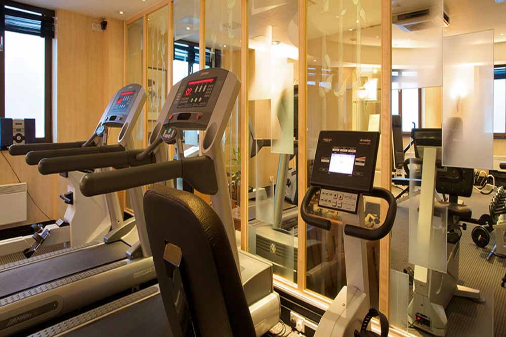 St Johns Apartments - Gym