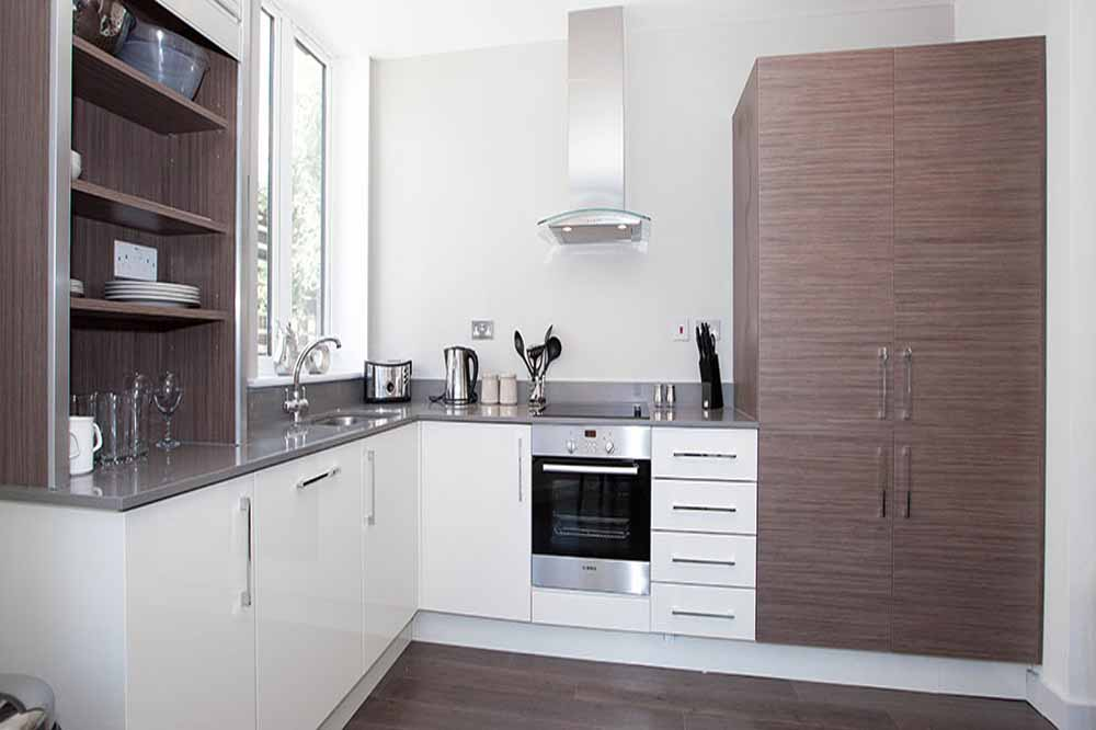 Whites Row Apartments - Kitchen