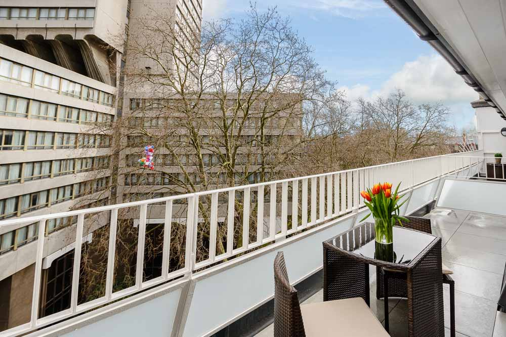 Two Bedroom Penthouse Apartment - Terrace