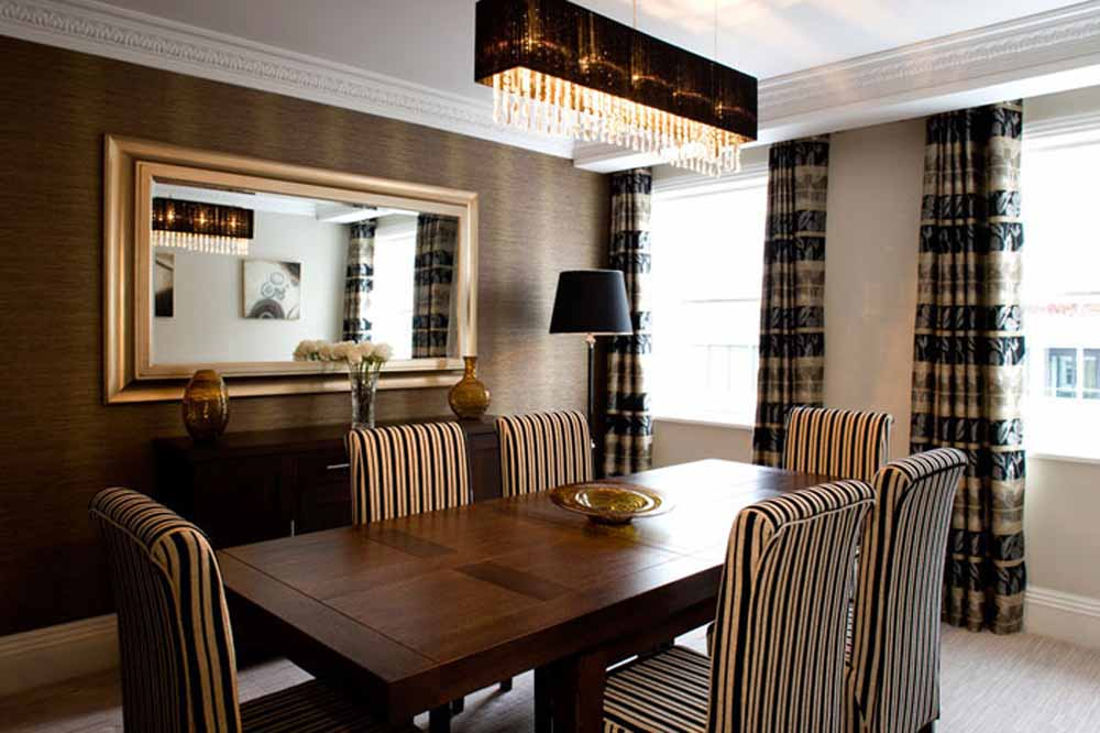Beaufort House Apartments - Dining Area