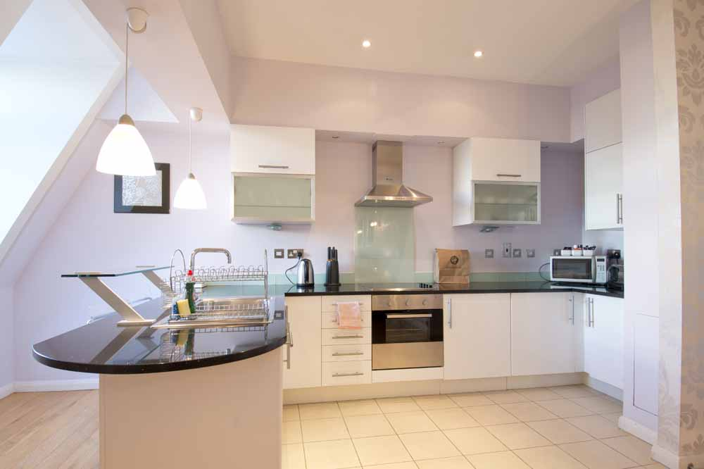 Premium Two Bedroom Apartment - Kitchen