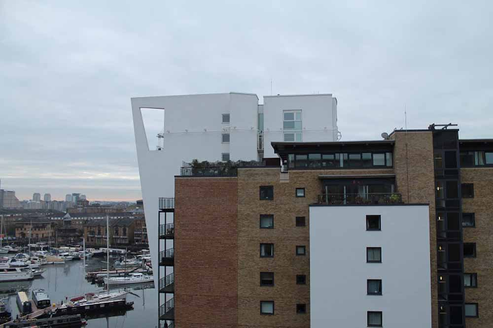 Two Bedroom Apartment - Balcony View