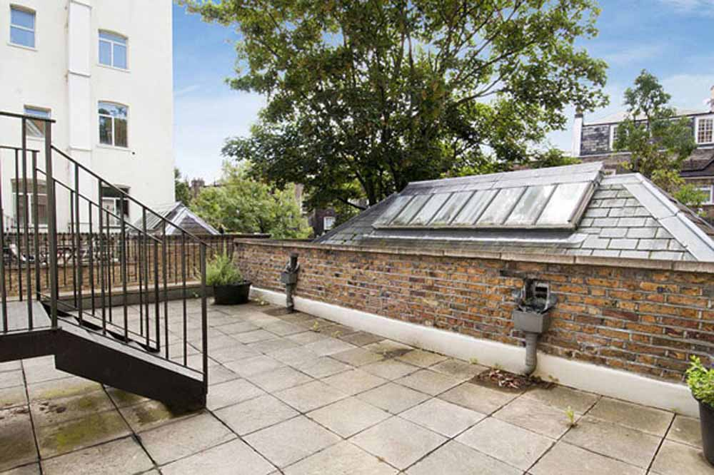 3 Harrington Gardens Apartments - Terrace