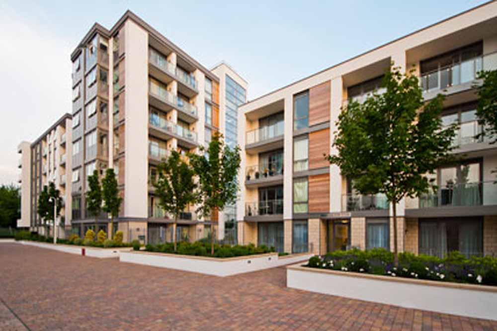 Brentford House Apartments - Building
