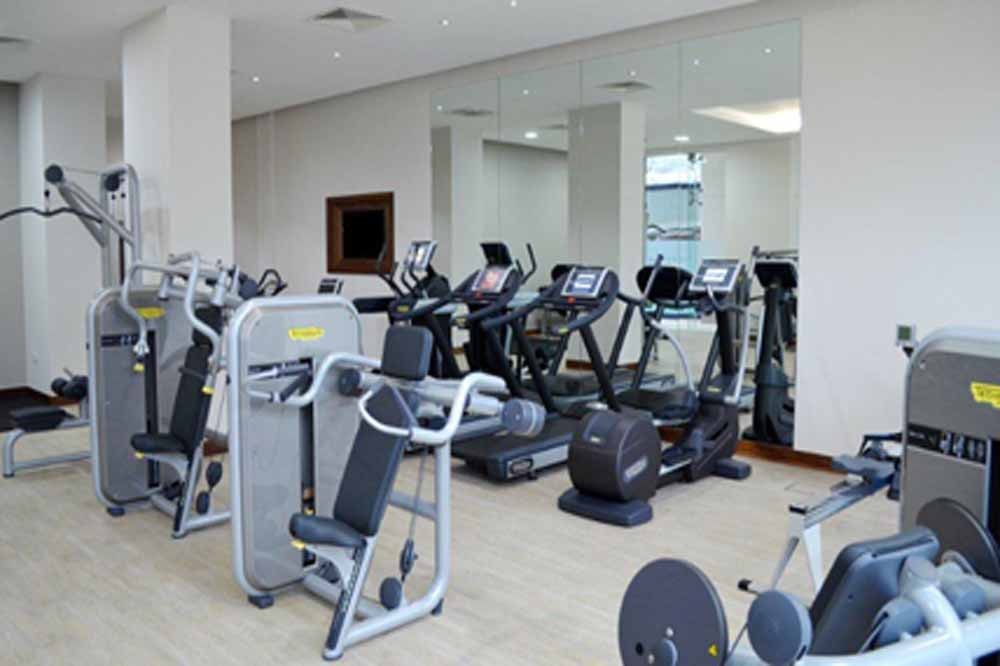 Dickens Yard Apartments - Gym