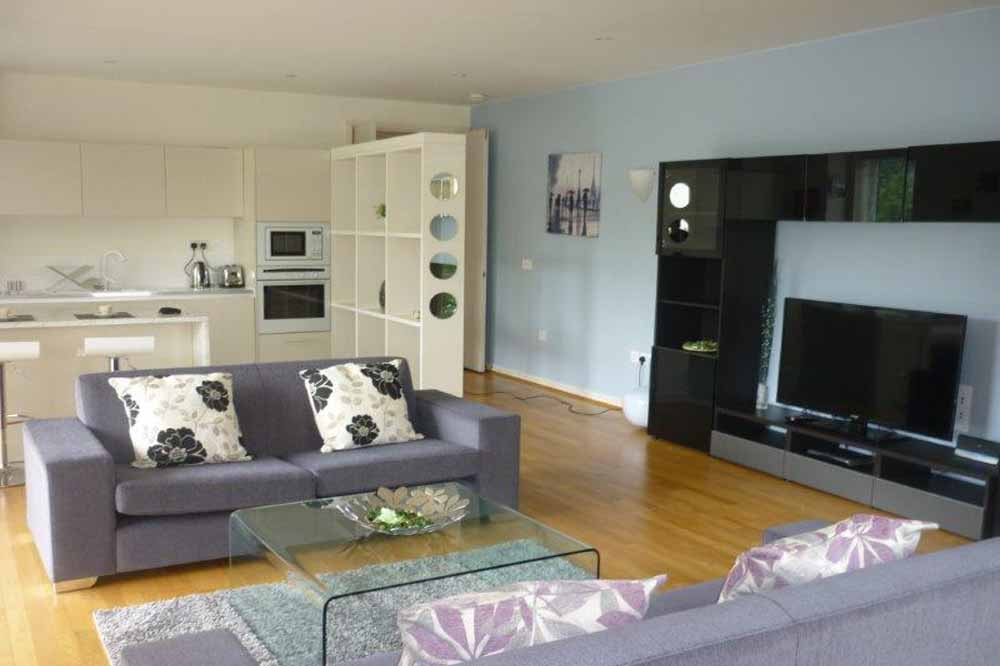 Terrano House Apartments - Living Area