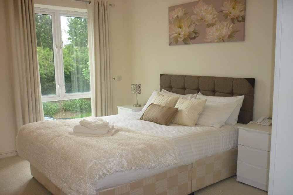 Terrano House Apartments - Bedroom
