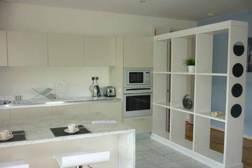 Terrano House Apartments - Kitchen
