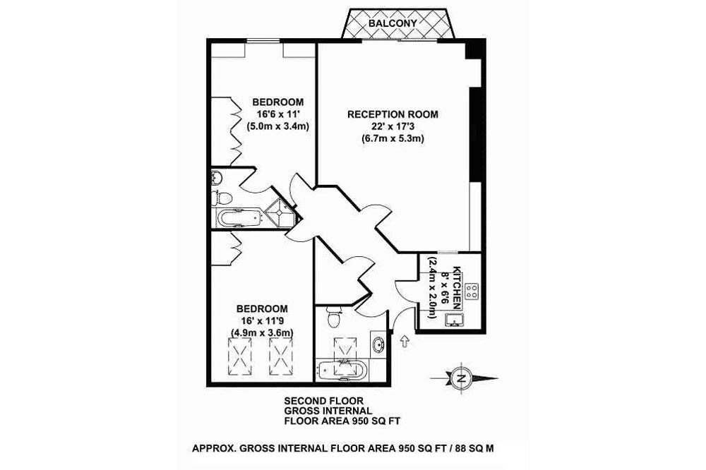 Riverside House Apartments - Richmond
