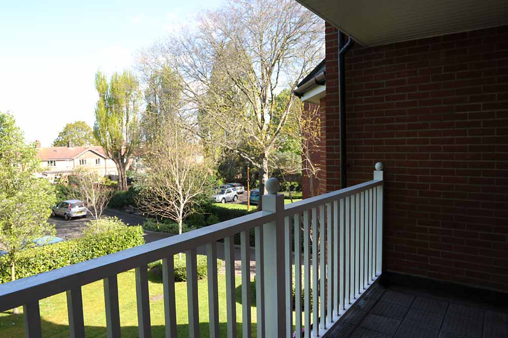 Three Bedroom Apartment - Balcony