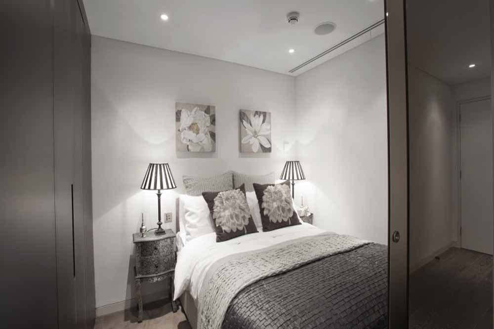 Marconi House Apartments - Bedroom