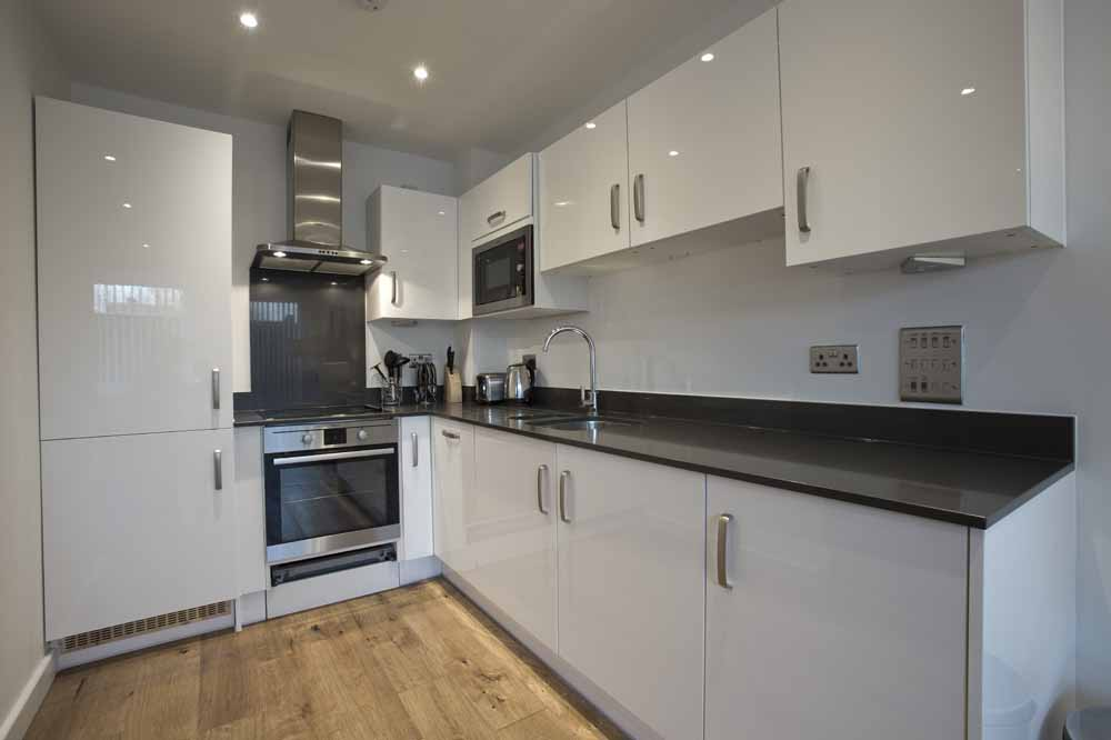 Blackwall Lane Apartments - Kitchen