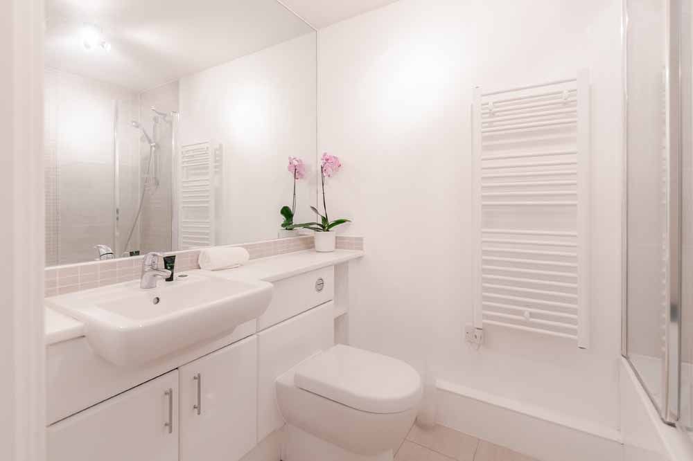 Hurley House Apartments - Bathroom