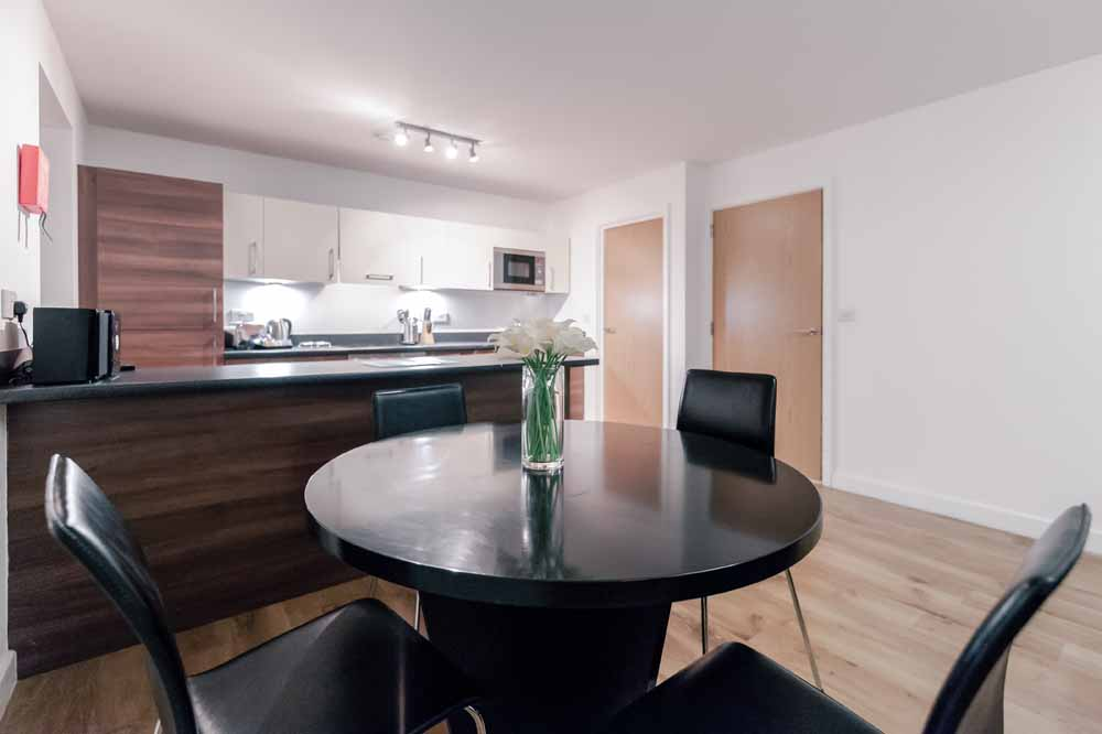Hurley House Apartments - Dining Area