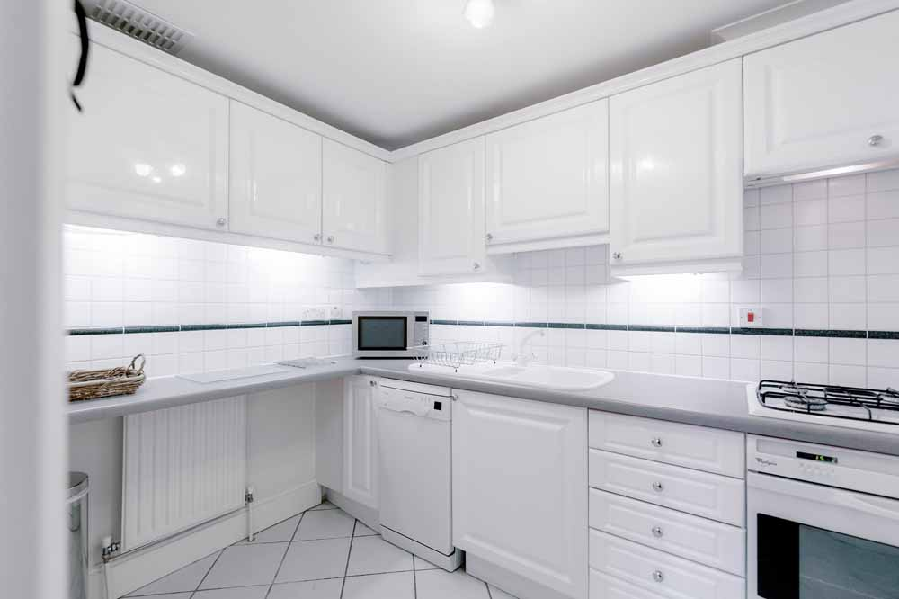 One Bedroom Apartment - Kitchen