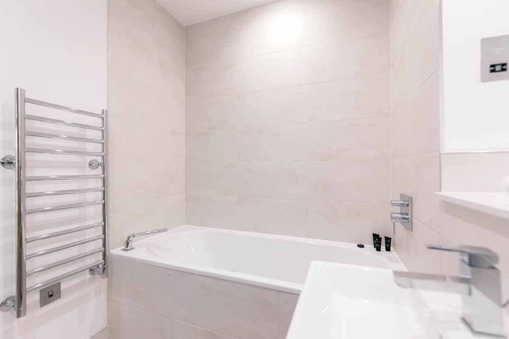 The Residence Apartments - Bathroom