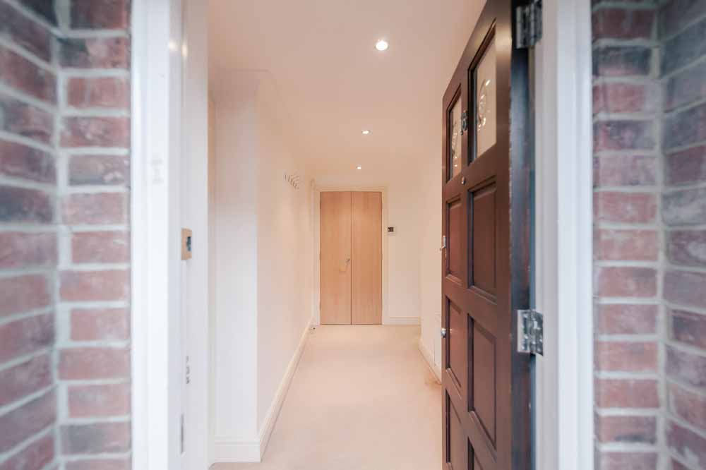 Three Bedroom Apartment - Hallway