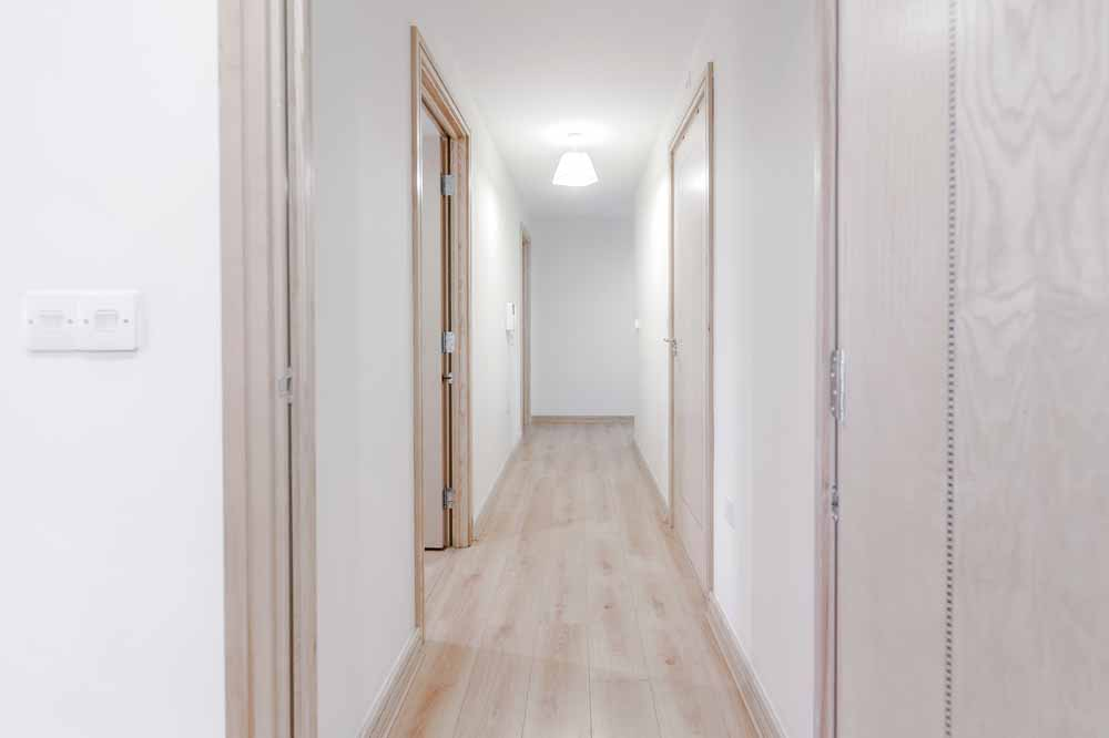 Printing House Apartments - Hallway