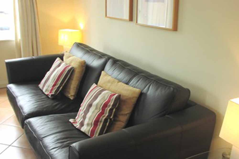 Regents Waterside Apartments - Living Area