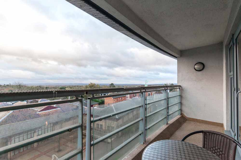 Two Bedroom Apartment - Balcony