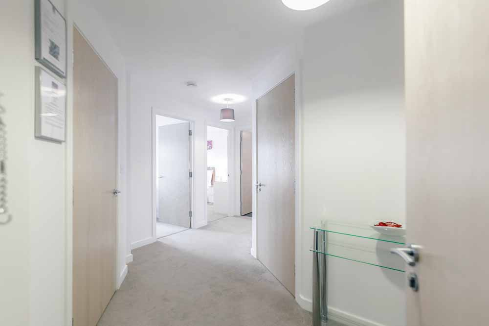Jubilee Court Apartments - Hallway