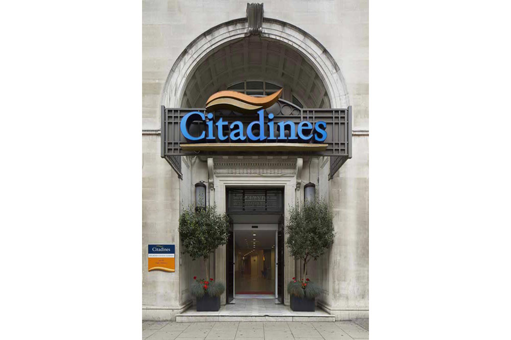 Citadines Holborn Covent Garden - Building Entrance
