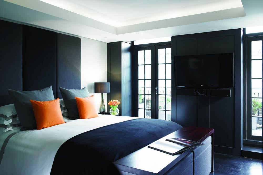 Jumeirah Grosvenor House Apartments - Penthouse Bedroom