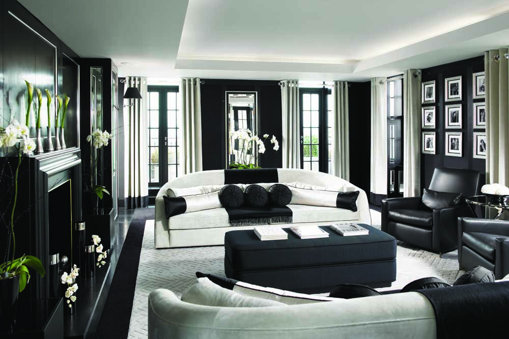 Jumeirah Grosvenor House Apartments - Penthouse Living Area