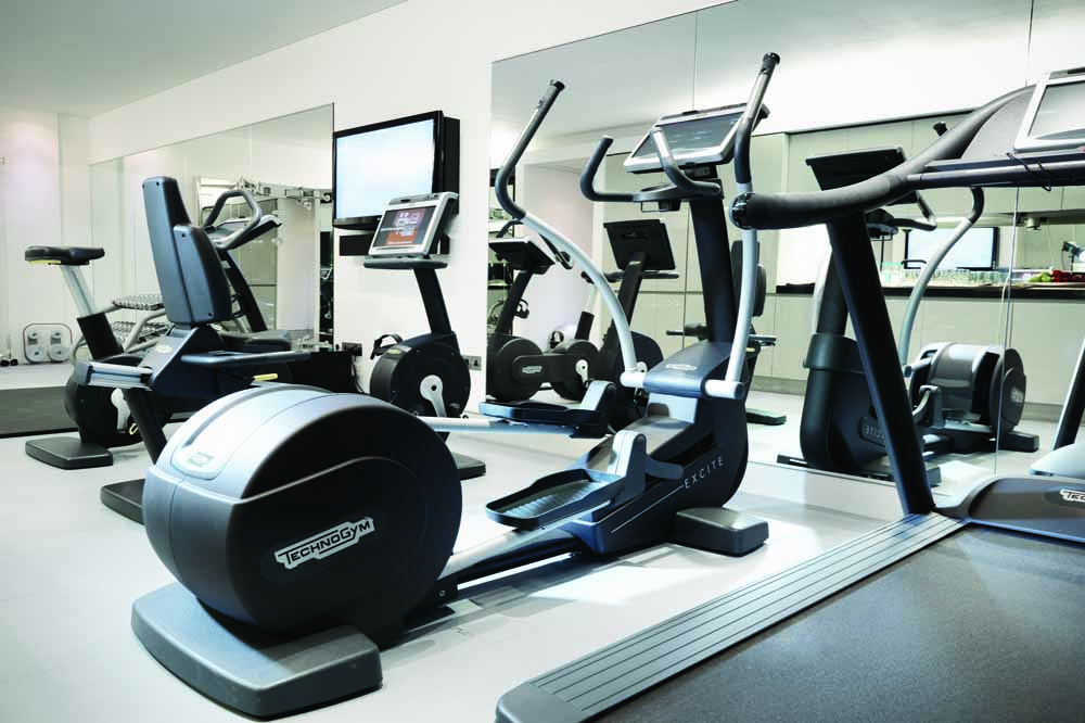 Jumeirah Grosvenor House Apartments - Gymnasium