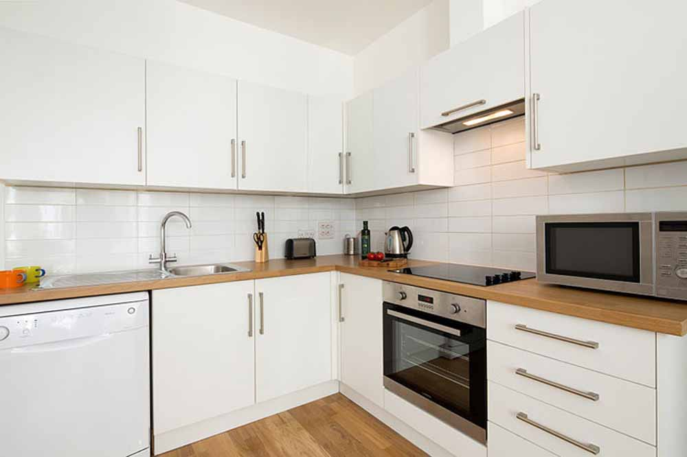 One Bedroom Executive Apartment - Kitchen