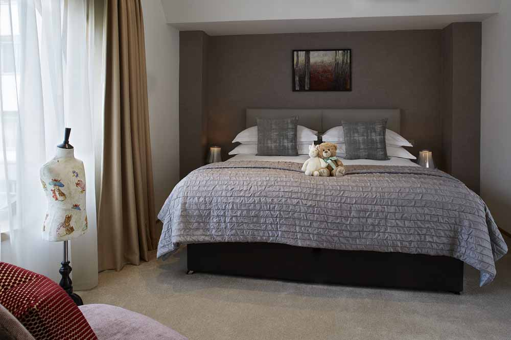 Four Bedroom Townouse - Bedroom