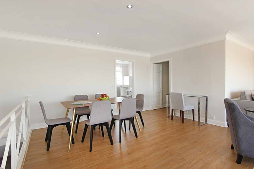 Three Bedroom Penthouse Apartment - Dining Area