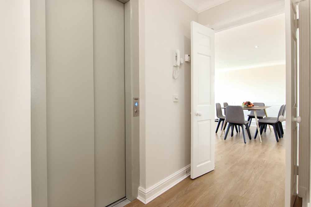 Three Bedroom Penthouse Apartment - Hallway
