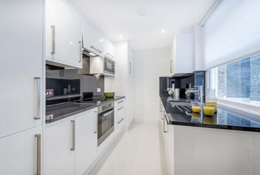 Standard Two Bedroom Apartment - Kitchen