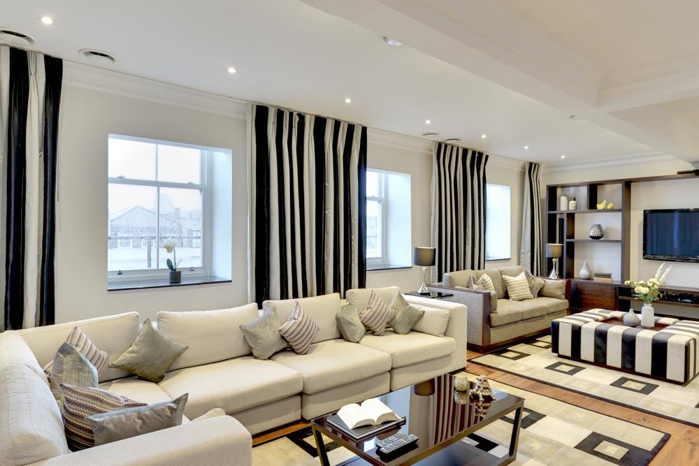 Four Bedroom Penthouse Apartment - Living Area