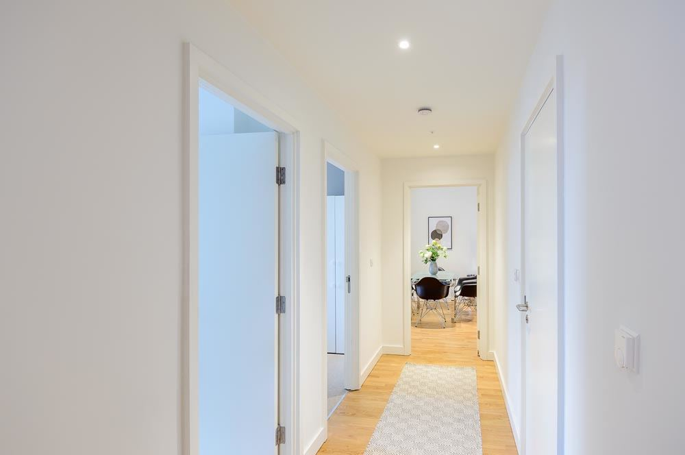 Three Bedroom Apartment - Corridor