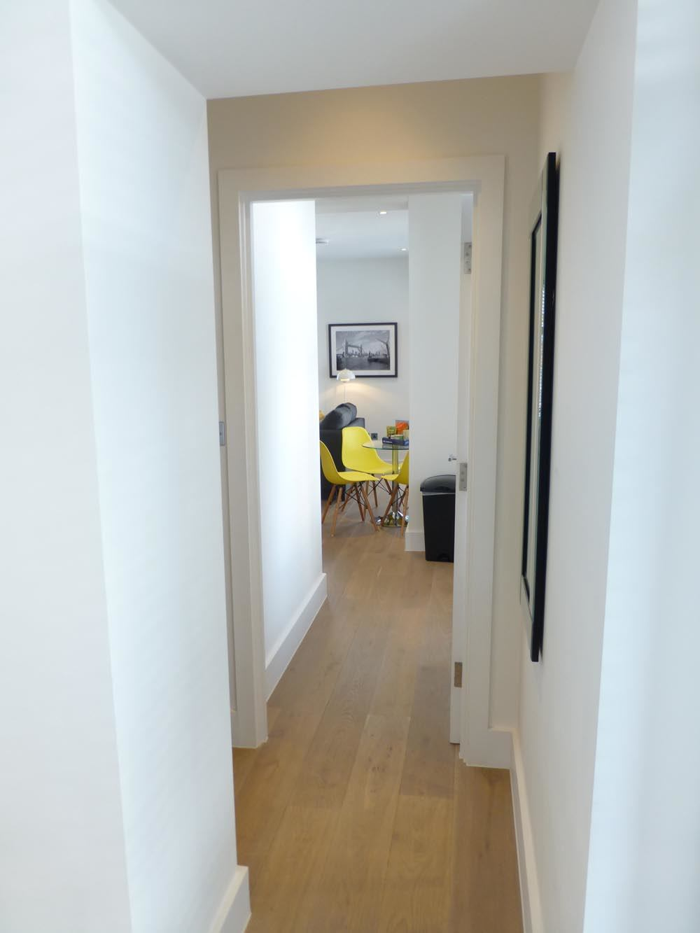 Two Bedroom Apartment - Corridor