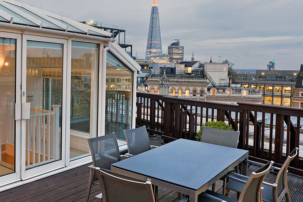 St Pauls Penthouse Apartment