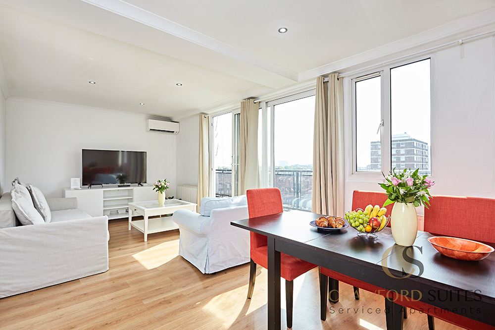 Three Bedroom Penthouse Apartment