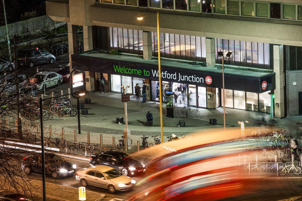 Watford Junction Station