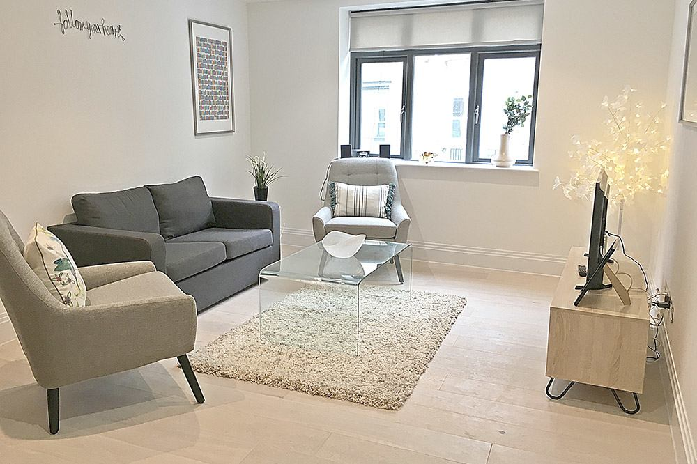 Three Bedroom Apartment - First Floor