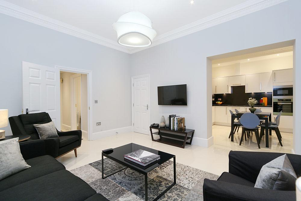 Standard Three Bedroom Apartment