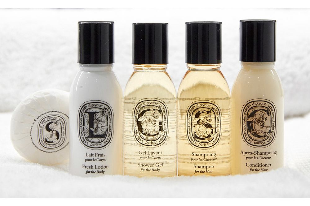 Diptyque toiletries